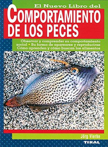 El nuevo libro del comportamiento de los peces