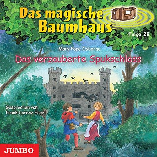 Das verzauberte Spukschloss (Das magische Baumhaus 28) Titelbild