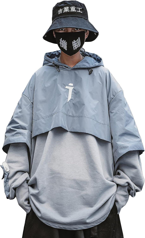 Max 66% OFF Baltimore Mall MFCT Men's Lightweight Jacket Techwear Pancho