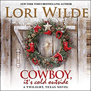 Cowboy, It's Cold Outside audiobook cover art