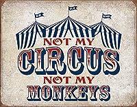 私のサーカスではない私の猿