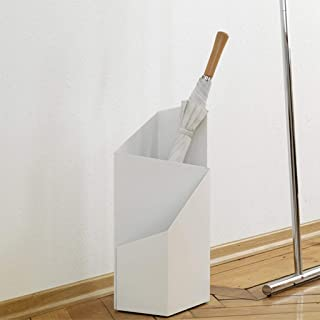 Yxsd Umbrella Stand Long Short Umbrella Rack Free Standing Holder for Canes Walking Sticks,20 25 60 cm White