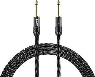 Warm Audio Prem-TS-10' Premier Series rechte naar rechte instrumentkabel - 3,0 m