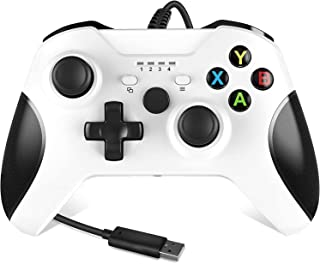 Xbox One Controller,Wired Xbox Controller with Headphone Jack for Xbox Series S Xbox Series X Xbox One/S/X and Microsoft P...
