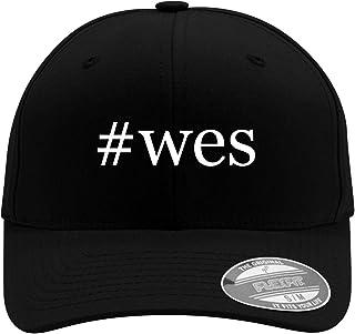 #wes - Flexfit Hashtag Adult Men's Baseball Cap Hat
