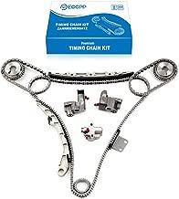 ECCPP Timing Chain Kit fits for 2004-2006 Nissan Altima 2004-2008 Nissan Maxima 2004-2009 Nissan Quest 3.5L V6 DOHC VQ35DE