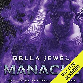 Manacle audiobook cover art