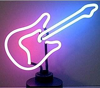 Neonetics Indoor Decoratives Guitar Neon Sculpture