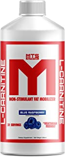 MTS Nutrition L-carnitine Non-Stimulant Fat Mobilizer