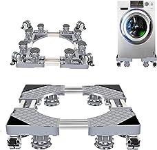 Wasmachinestandaard Universele mobiele basis Multifunctionele beweegbare verstelbare basis Dolly Roller voor droger, wasma...