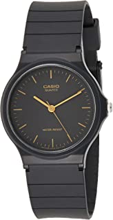 Casio Men's Dial Silicone Band Watch - MQ-24-1E
