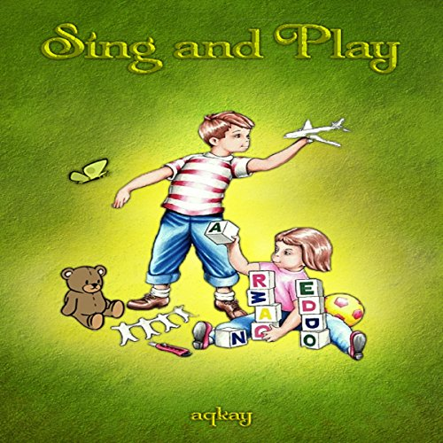 Sing and Play audiobook cover art