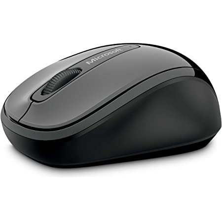 Microsoft – Wireless Mobile Mouse 3500 Gris