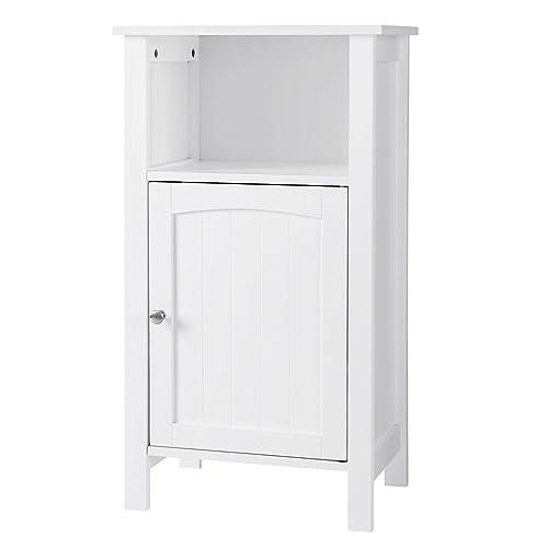 Freestanding Bathroom Storage Grey
