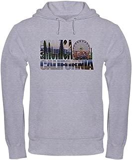 Santa Monica Logo Pier Beach Flora Sweatshirt