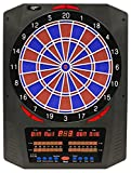 elektronische Dartscheibe Dartboard Topaz 901 inkl. 6 Roleo Dartpfeile
