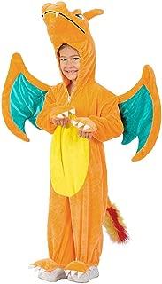 Pokemon Charizard Jumpsuit Child Costume