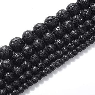 Best lava beads 6mm Reviews