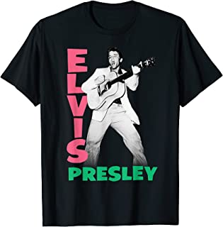 Elvis Presley Official 1956 T-Shirt