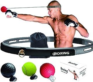 Hoopomania/® Spring Comba con cuerda de acero para deportistas Profi Boxer Crossfit adultos seg/ún Model con rodamiento de bolas y ajustable Cuerda Longitud
