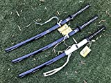 Hattori Hanzo Kill Bill Japanese Katana Sword - Etching Signature by Sonny Chiba (Bride Sword)