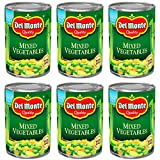 Del Monte, Mixed Vegetables, 14.5oz Can (Pack of 6)