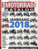Motorrad-Katalog 2018 -