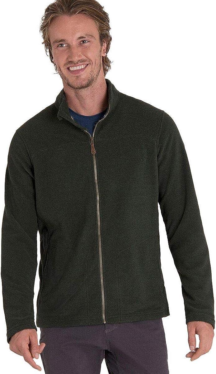 SHERPA ADVENTURE GEAR Men's Rolpa Full Zip Fleece Jacket