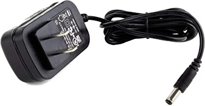 MyVolts 12V Power Supply Adaptor Compatible with Western Digital WDBACW0030HBK-01 External Hard Drive - US Plug