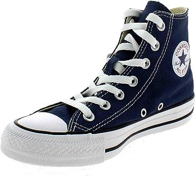 Converse Chuck Taylor All Star HI Sneakers Navy Mens 6.5