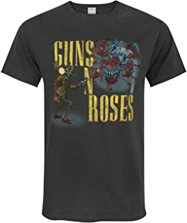 Amplified Guns N Roses Appetite Attack Men's T-Shirt