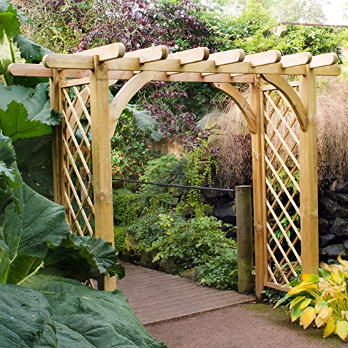 Forest  UPARTLHD Ultima Pergola Arch, Large