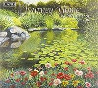 LANG Journey Home 2021 壁掛けカレンダー (21991001920)