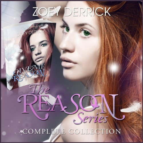 Give Me Reason audiobook cover art