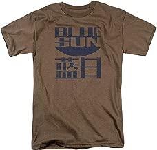Firefly Blue Sun Logo Sci-Fi TV Show T Shirt & Stickers