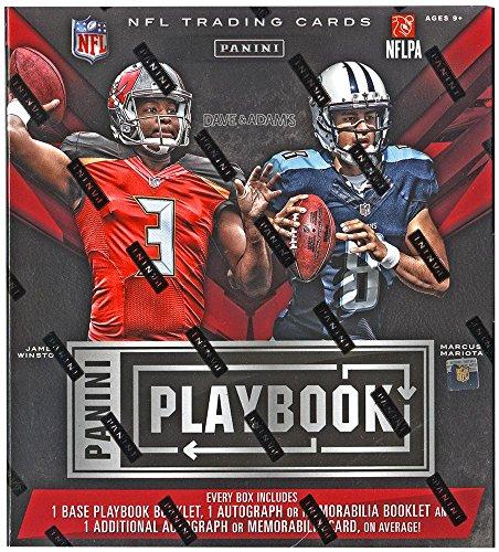 Panini 2015 Playbook Football Hobby Box NFL