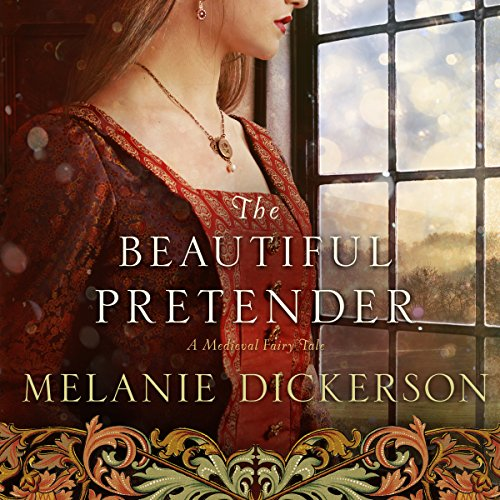 The Beautiful Pretender audiobook cover art