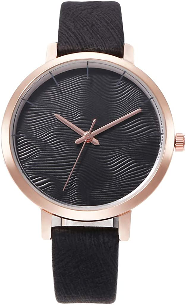 Muranba WatchesLadies Don't miss the campaign Characteristic Water Ripple Direct store Fashion Be