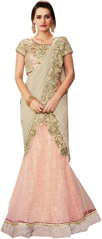 Designer Bollwood Lehenga Chaniya Choli Indian Ethnic Party Wedding Wear Long Dress 7438