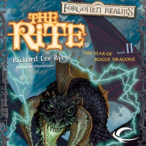 The Rite audiobook cover art