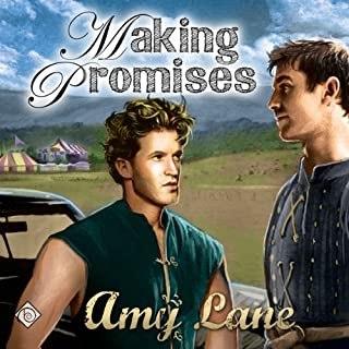 Making Promises audiobook cover art