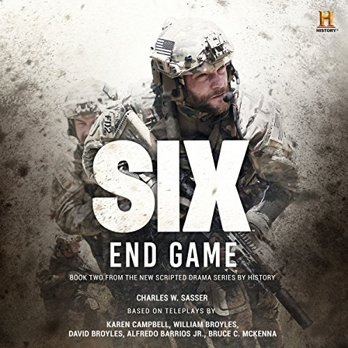 Six: End Game audiobook cover art