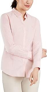 Brooks Brothers Women's Supima Cotton Dress Shirt Tailored Fit