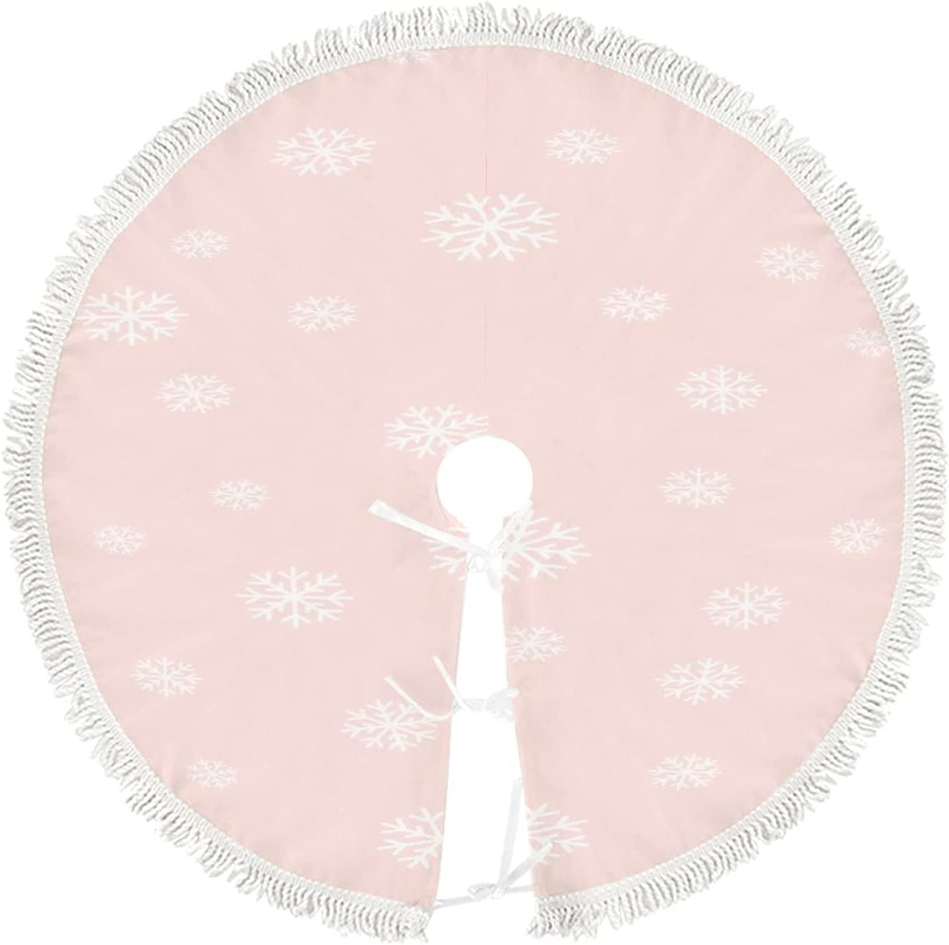 Christmas Seamless Ranking Quality inspection TOP2 Pattern Tree Decora Skirt
