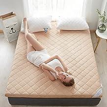 Kids Memory Foam Floor Mattress,Cotton Futon Mattress Full,Soft Tatami Mat Foldable Bed Roll Up Dormitory Mattress,Portabl...