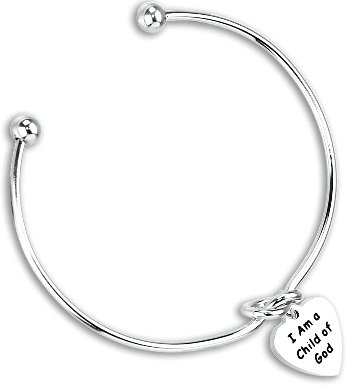 Kivosliviz First Communion Gifts Bracelet for Girls Young Teens Baptism Bracelets Gift Holy Communion Bracelet