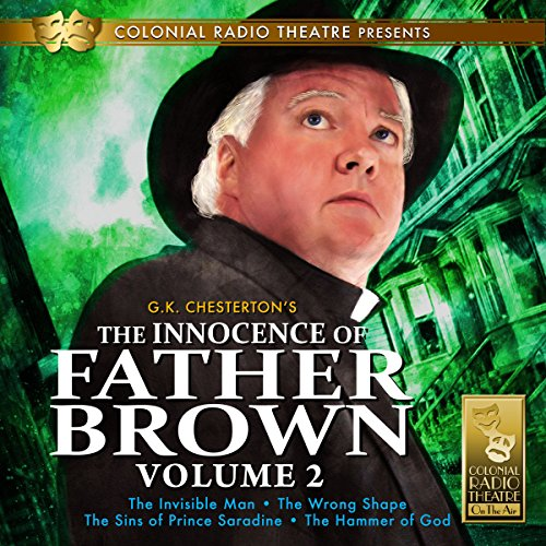 The Innocence of Father Brown, Vol. 2 cover art