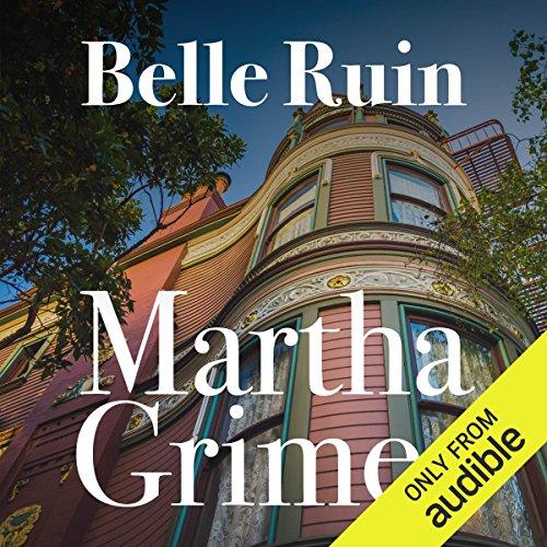 Belle Ruin audiobook cover art
