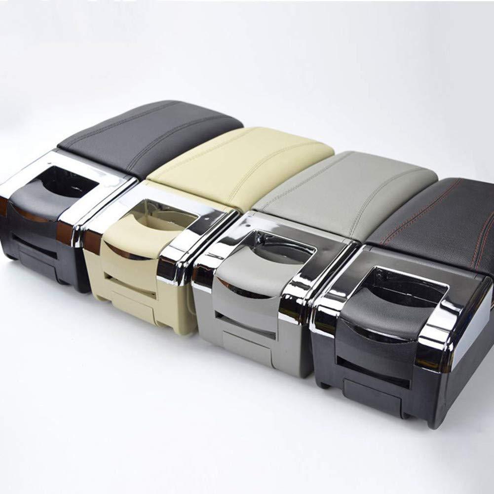 Para Volkswagen Polo 9N 2010-2019 Apoyabrazos Caja de ...