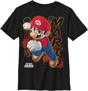 Nintendo Boys' Mario Determination T-Shirt